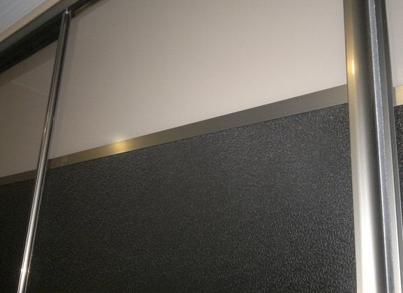 Встроенный шкаф купе в прихожую фоторепортаж