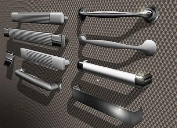 Как установить мебельные ручки