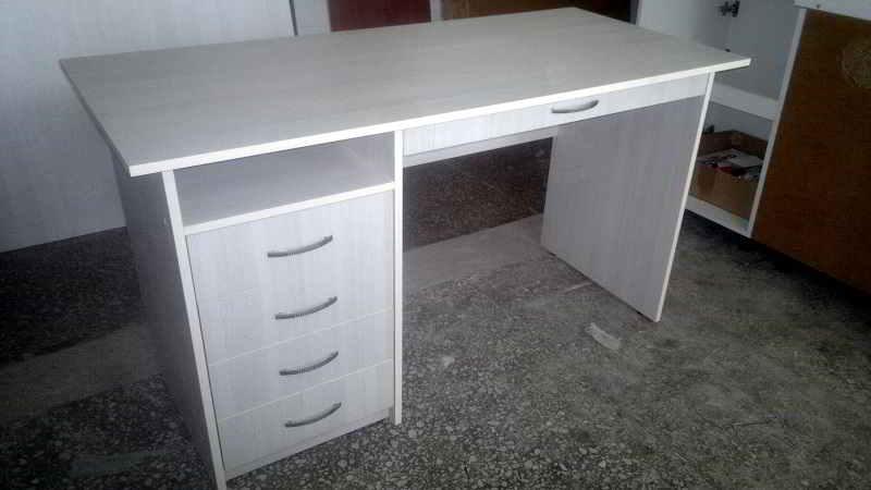 Деталировка письменного стола