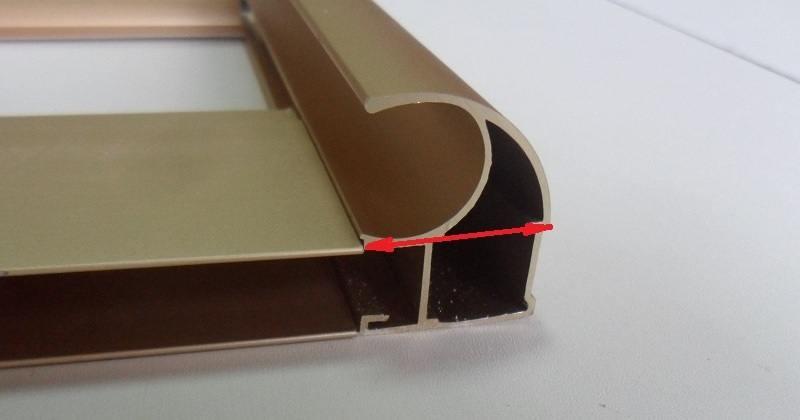 Как рассчитать высоту дверей шкафа купе