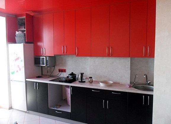 Вы Это должны увидеть — Красно черная кухня