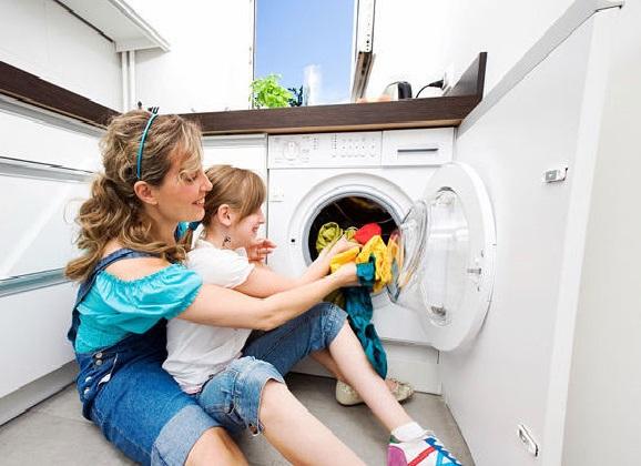 10 Дельных советов для стиральной машины на кухне